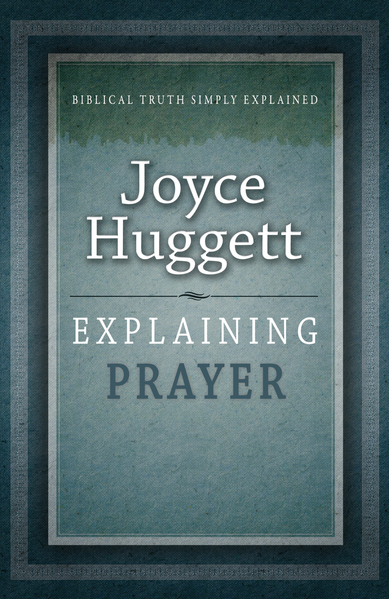 Explaining Prayer